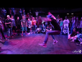 Siberian Funky Weekend - Judge Breaking - B-boy Tel