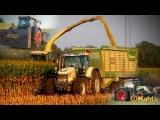 Power im Mais. Lohnunternehmen Kahts h