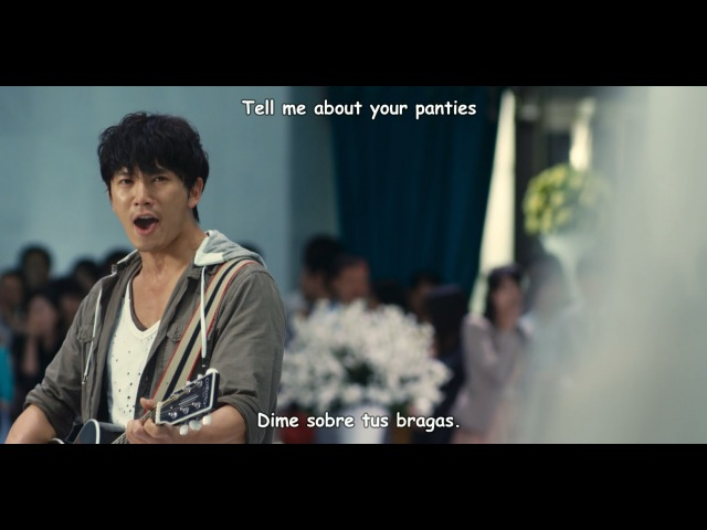Ji Sung - Show me your panty song (esp/eng sub) scene My P.S Partner(Full HD) 나의 P.S 파트너