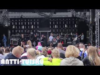 Бесплатный музыкальный фестиваль YleXPop в Лахти 2016