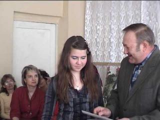 Выпускной ДШИ номер 6 , г. Ульяновск, 2006 год