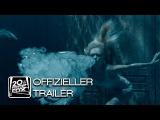 Die Insel der besonderen Kinder   Trailer 2   Deutsch HD German (Tim Burton)