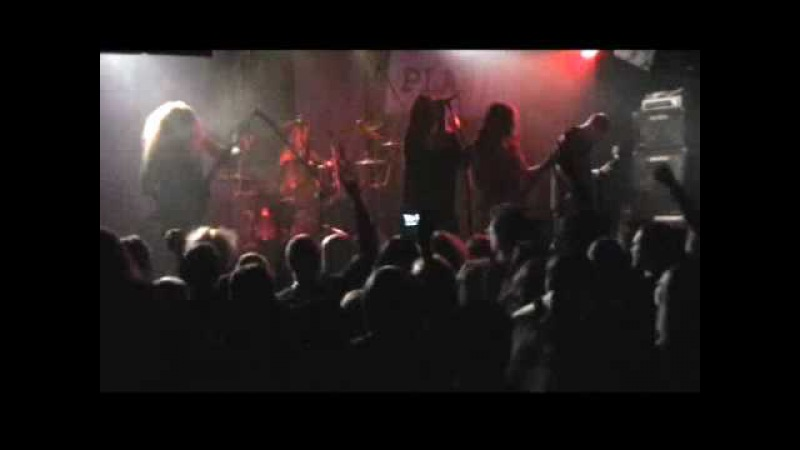 Mourning Beloveth - Autumnal Fires (Moscow Doom Fest Chapter IV, Plan B, Russia, 18-04-09)