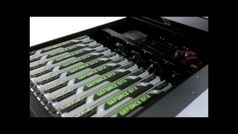 Klimax-210 | High Performance GPU Server _ CoCoLink
