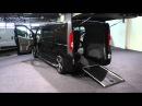 Opel Vivaro 2 5 CDti 107 KW ROLSTOELVERVOER Airco BPM VRIJ Derks Autobedrijf