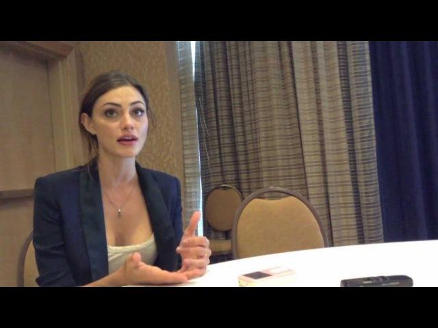 Phoebe Tonkin Talks THE ORIGINALS, Hayley's Pregnancy Family, Hayley Rebekah More at Comic-Con