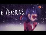 Miraculous Ladybug - Le Garçon que J'aime en Secret [Multilanguage]