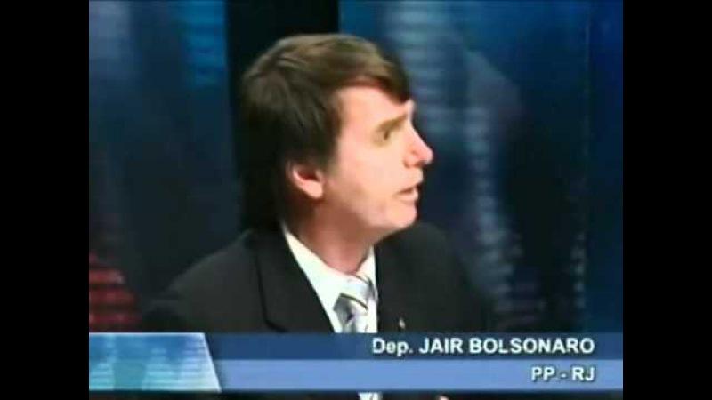 Bolsonaro defende surra para mudar filho gayzinho