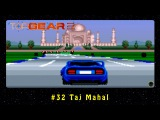Top Gear 2 (SNES) #32 Taj Mahal
