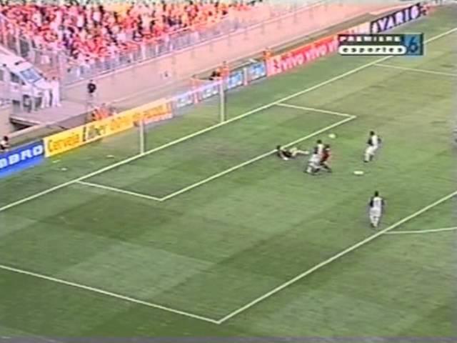 Atlético-PR 5x0 Atlético-MG - 2004 - Campeonato Brasileiro 2004 34ª Rodada