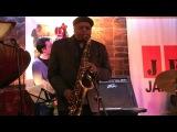 Bill Saxton &amp Alex Cheremizov's Trio - Blues for Obama (B. Saxton)