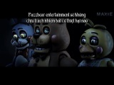 (SFM) Five Nights At Freddy's 2 Song - Alternative Metal Cover (Mia&ampRissy)  FNAF's Vietsub