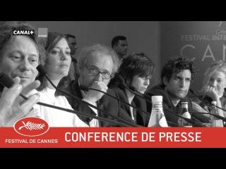 LES FANTÔMES D'ISMAËL - Conférence de presse - VF - Cannes 2017