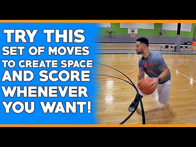 3 SIMPLE BASKETBALL MOVES That Will Help You SCORE MORE In Basketball Games!