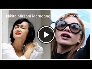 Nikita Mirzani Meradang Dengan Fitnahan Jupe Gosip Artis Terbaru Hari Ini
