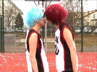 Kuroko no Basket CMV : One more try ( KnB Cosplay)