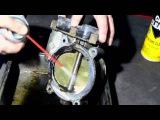 Cadillac Escalade - чистказамена и адаптация узла дроссельной заслонки(УДЗ)