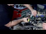 Причины выхода из строя двигателя. Замена двигателя на Cadillac SRX