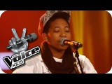 Mary Lambert - She Keeps Me Warm (Jamica)  The Voice Kids 2014  Blind Audition  SAT.1