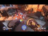 Overwatch Genji deflect Symmetra
