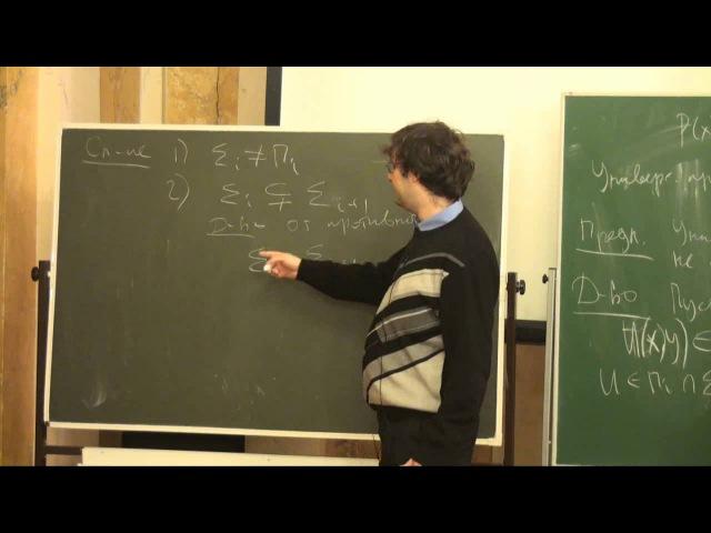 Лекция 7 | Вычислимость и логика | Дмитрий Ицыксон | CSC | Лекториум