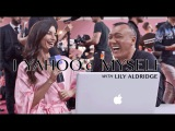 Victoria's Secret Angel Lily Aldridge says there are No Tears in Fashion