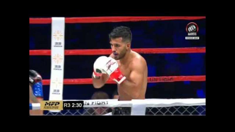 Baitar Yassin vs. Claudiu Badoi