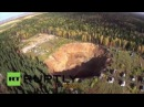 HUNDIMIENTOS MASIVOS 1 - Sinkholes The Groundbreaking Truth
