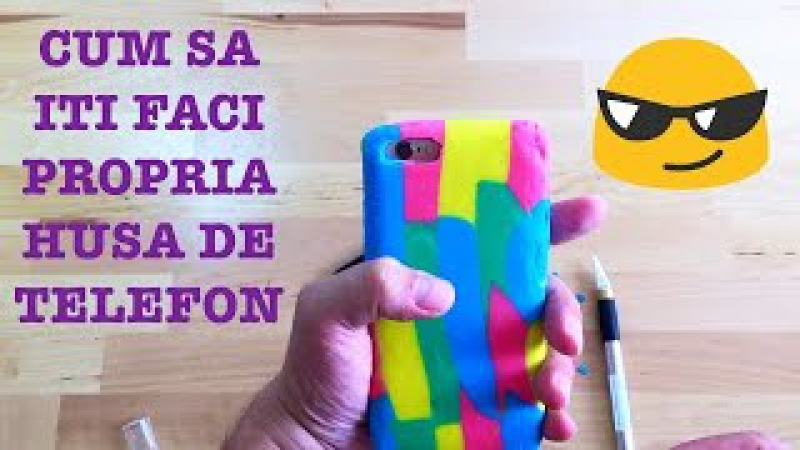 MODELE DE HUSE DE TELEFON. HUSA FACUTA IN CASA DE LA ZERO