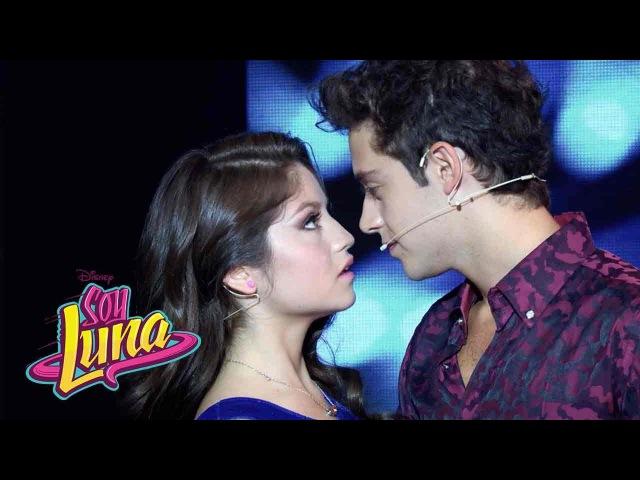 Luna y Matteo cantan Qué más da   Momento Musical   Soy Luna