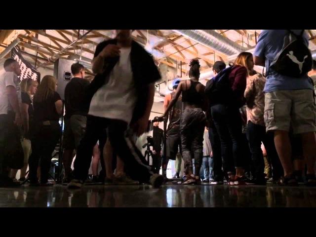 Top9Crew, Style Elements B-boy Smurf - Circa Las Vegas 2016