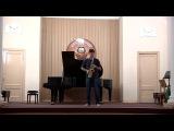 Vlad Kulesh. J.S.Bach. Violin sonata №2 a moll. Allegro