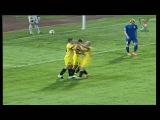 0:2 - Николай Януш. Витебск - Шахтер (16 мая 2016. Чемпионат Беларуси, 8 тур)