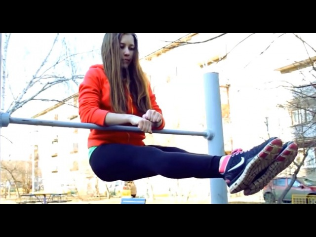 Female Calisthenics motivation