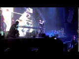 Swanky Tunes feat. Christian Burns - Skin &amp Bones (Live Kiev @Kiss Fm Birthnight)