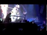 Swanky Tunes feat. Christian Burns - Skin &amp Bones (Live Kiev @Kiss Fm Birthnight)