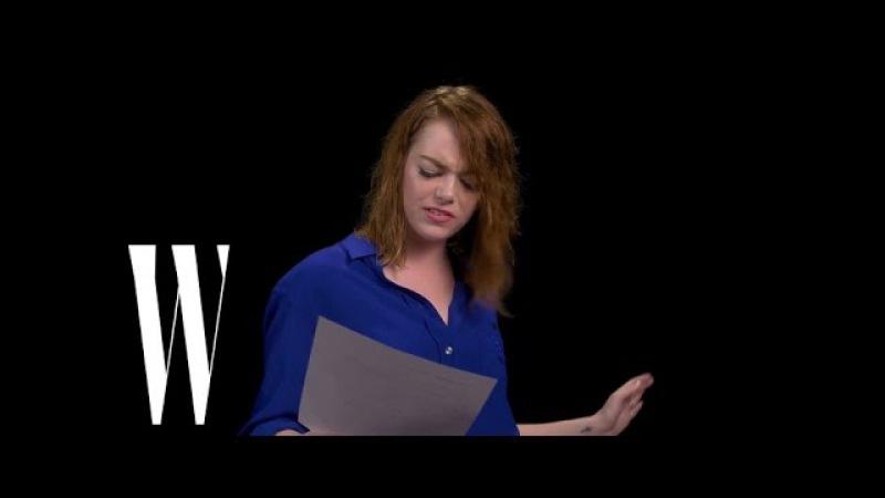 Emma Stone, Natalie Portman, and Amy Adams Perform I Will Survive | W Magazine