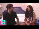 Selena Gomez Interview - Fan Questions Art   Hangout Pt.4