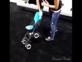 Ультра-компактная детская коляска