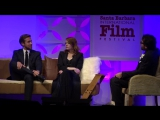 SBIFF 2017 - Ryan Gosling Emma Stone Coin The Phrase Super Savvy Santa Barbara