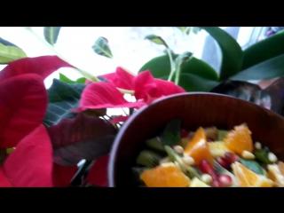 фруктовый салат - веселое сыроедение