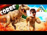 ARK Survival Evolved, Как приручить динозавра Тираннозавр Рекс T REX #5 1080p 60fps #gameplay #игры