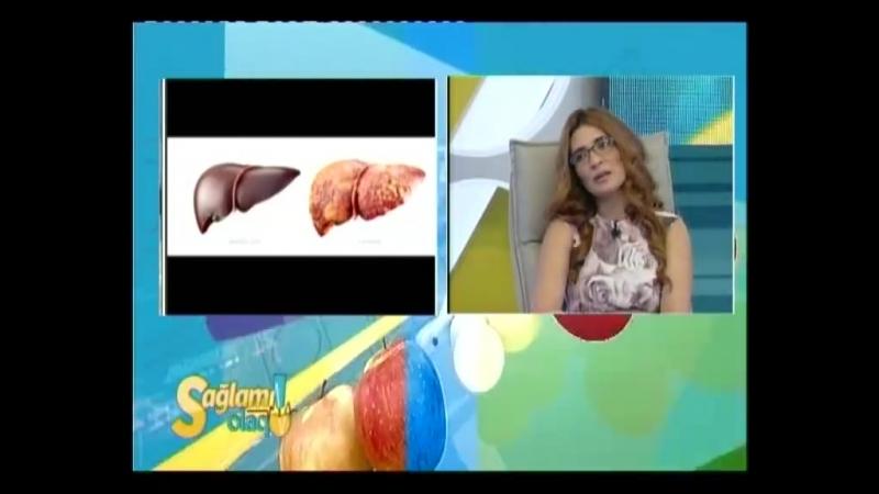 """Hepatoloq Dr.Könül Mahmudova 16.03.2017-ci il tarixdə AzTV-də """"Sağlam olaq"""" verilişinin qonağı olmuşdur..."""