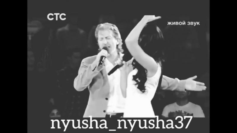 Instagram @nyusha nyusha37Нюша и Владимир Шурочкин You are my life ДваГолоса24 01 16 ✨❤️😍 nyushamusic NYUSHA нюша влади