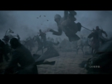"""Как рисовалась битва в 9 серии 6 сезона сериала """"Игра престолов"""" !!!ОСТОРОЖНО,СПОЙЛЕРЫ!!!"""