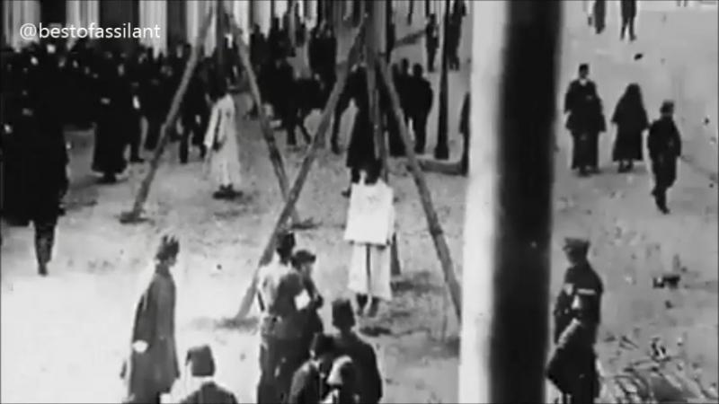 IM JAHR 1915 WURDEN IN DER HEUTIGEN TÜRKEI 3.000.000 ASSYRER, ARMENIER UND GRIECHEN DURCH MOSLEMISCHE TÜRKEN UND KURDEN GETÖTET,