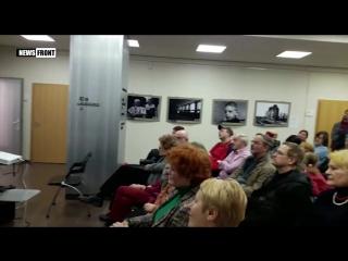 В Германии открылась фотовыставка в память погибших на Донбассе детей