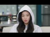 Мысли Чон И о Хо Джун Дже (Легенда Синего Моря 14 серия)