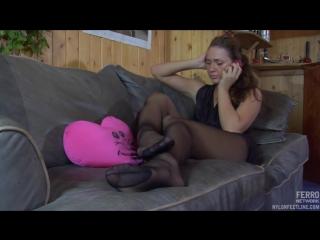 Скриншот: Ферро нетворк Русское порно ножки в колготках