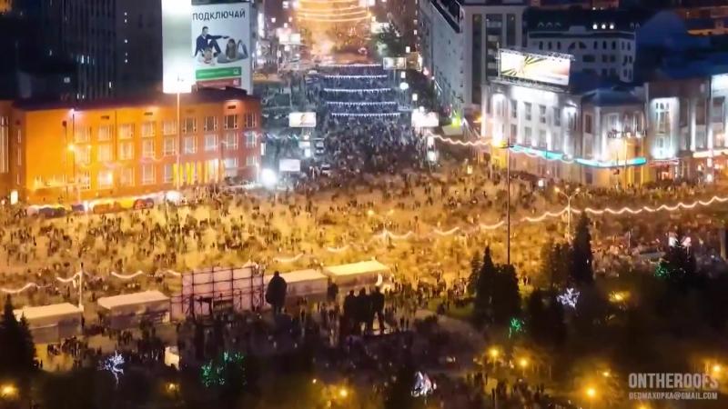 Видео про Новосибирск от Вадима Махорова и Андрея Мельникова
